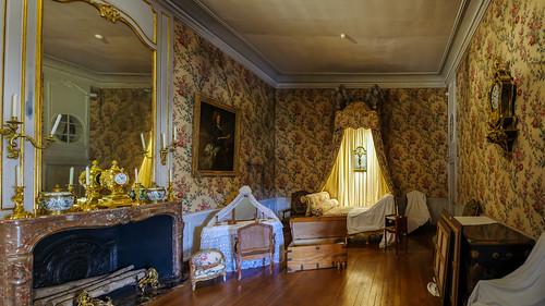Château de Vaux le Vicomte : Intérieur VI