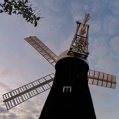 Holgate Windmill, July 2021 - 3