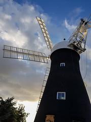 Holgate Windmill, August 2021 - 4