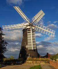 Holgate Windmill, August 2021 - 5