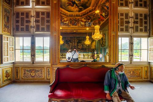 Château de Vaux le Vicomte : Intérieur XI