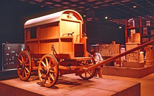 Roman wagon,  Cologne, July 2, 1980