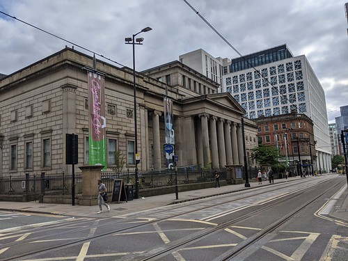A day in Manchester