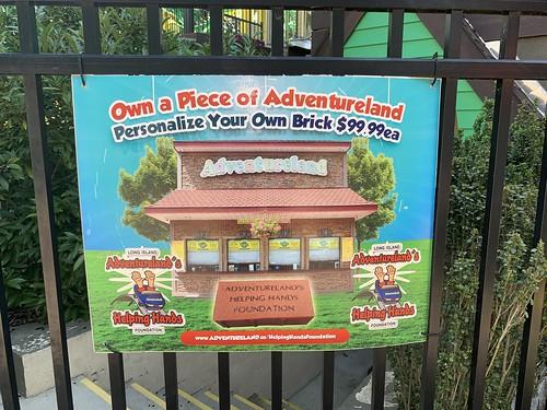Adventureland August 2021
