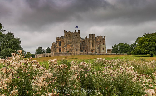 Raby Castle & The Thistles.