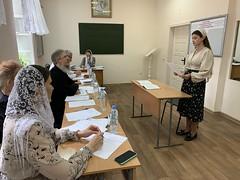 26 августа 2021, Вступительные экзамены прошли в Регентской школе