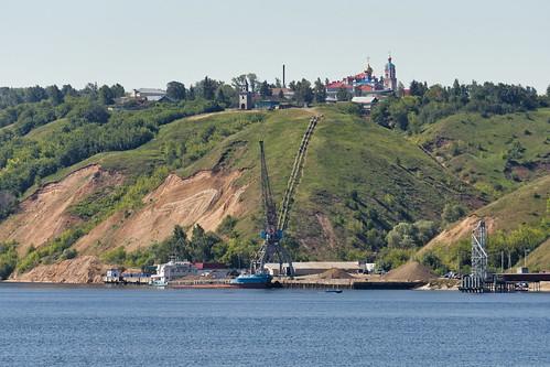 Volga river 267 ©  Alexxx Malev