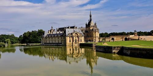 Château de Chantilly, Oise, Hauts de France