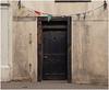 Door and Bunting, Maybole-2