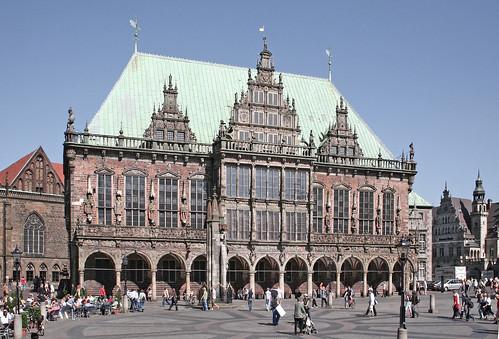Bremen - Altes Rathaus