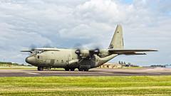 Lockheed C-130J Hercules C5 ZH889 '889'