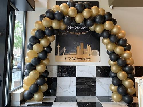 Ballonboog 6m I Love Macarons De Meent Rotterdam