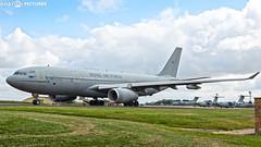 Airbus A330-243 MRTT Voyager KC.3 ZZ337