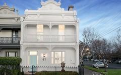 61 Kerferd Road, Albert Park Vic