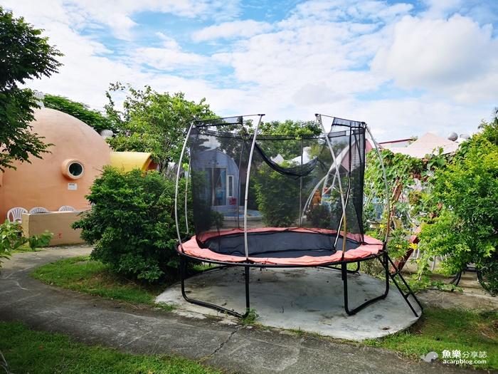 【屏東恆春】哈比星堡 墾丁推薦親子民宿 寵物友善 @魚樂分享誌