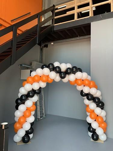 Ballonboog 6m Superfietsen Rotterdam