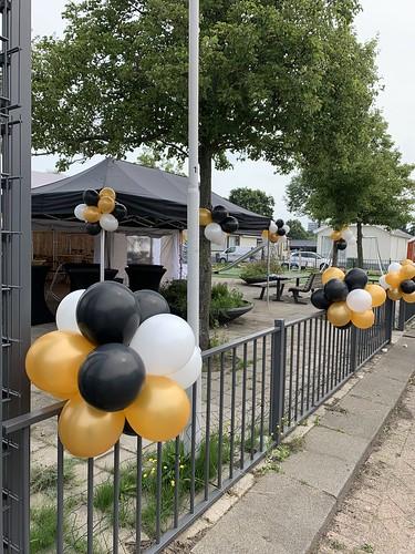 Ballontoef Woonwagenkamp De Kievit Beverwaard Rotterdam