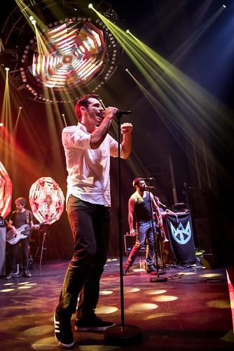 Rising With The Sun Tour UK 2016