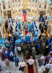 31 августа 2021, Митрополит Кирилл совершил молебен на начало нового учебного года