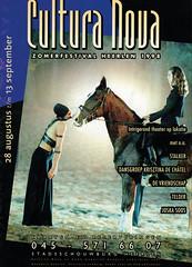 Cultura Nova poster 1998