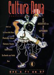 Cultura Nova poster 1997
