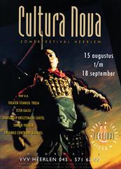 Cultura Nova poster 1996
