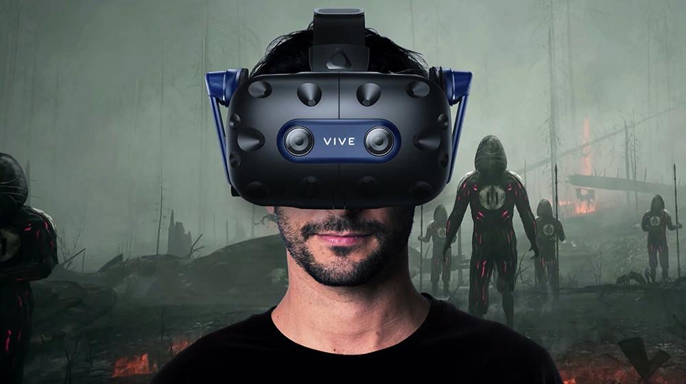 圖5.虛擬實境新革命!Viveport-提供多面向-VR-體驗等科技迷們盡情探索!