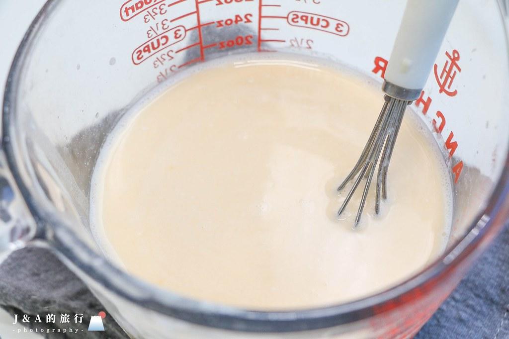 【食譜】章魚燒。用麵粉、高湯自製章魚燒麵糊的做法 @J&A的旅行