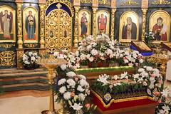 (55) 2021_08_29 Погребение Пресвятой Богородицы. Богородичное