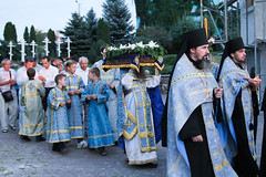 (38) 2021_08_29 Погребение Пресвятой Богородицы. Богородичное
