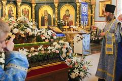 (22) 2021_08_29 Погребение Пресвятой Богородицы. Богородичное