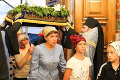(47) 2021_08_29 Погребение Пресвятой Богородицы. Богородичное