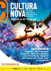 Cultura Nova poster 2012