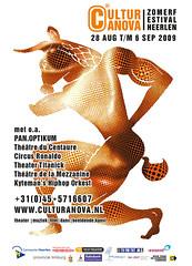 Cultura Nova poster 2009