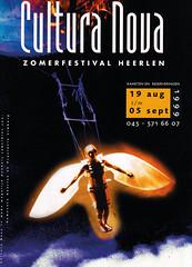 Cultura Nova poster 1999