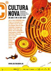 Cultura Nova poster 2011