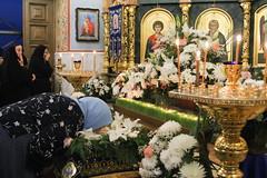 (52) 2021_08_29 Погребение Пресвятой Богородицы. Богородичное