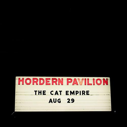 Hordern Pavilion Sydney 2010