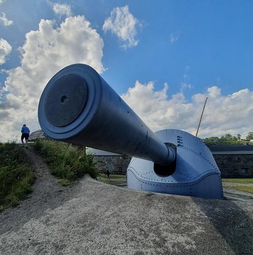 Kanon på Oscarsborg