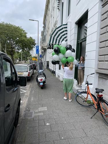 Heliumballonnen Snip Snap on Social Rotterdam