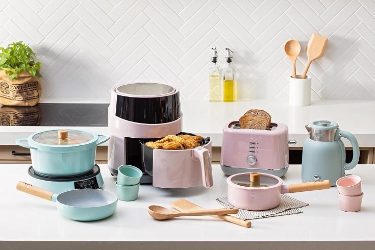 打造宅家自煮儀式感!,7-ELEVEN全店自9月8日起推出「德國精品WOLL粉戀食光集點送」