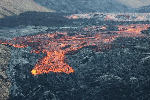 Fagradalufjall in Iceland