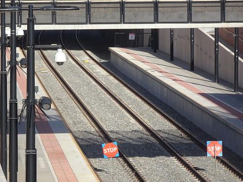 Tracks Closed