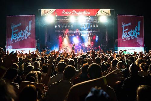 Le Festif de Baie-Saint-Paul 2013