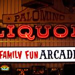 Liquor Family Fun Arcade