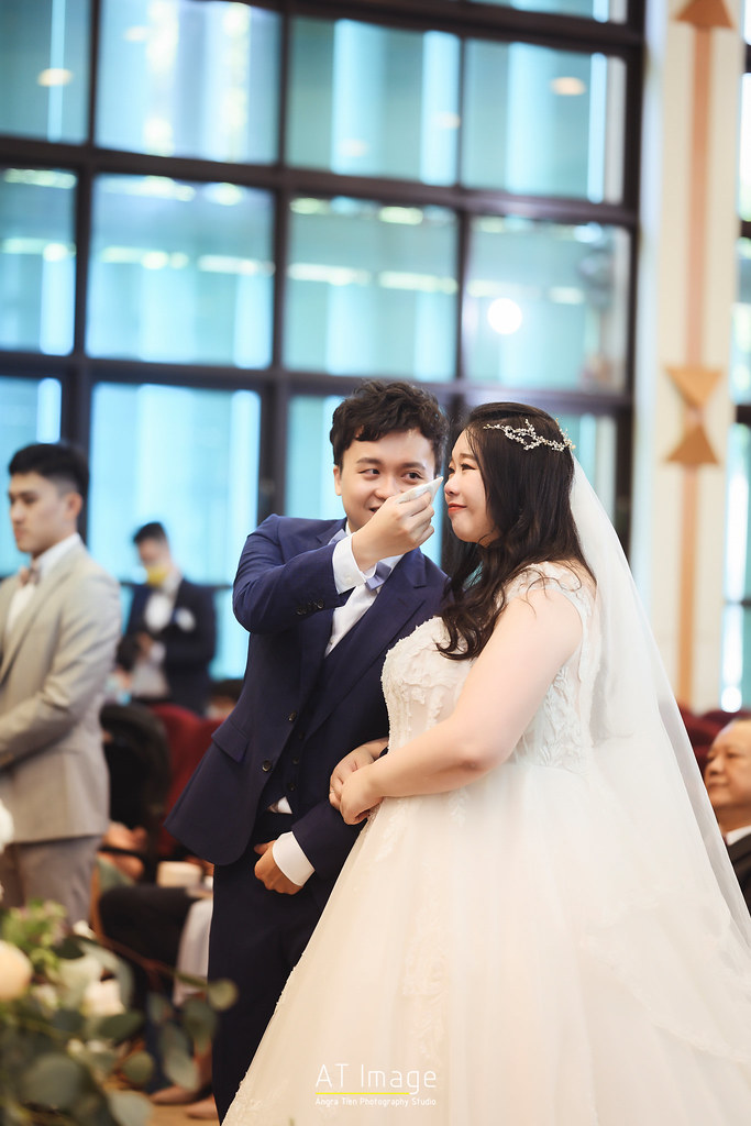 <婚攝> Jacob & Sylvia / 台南神學院 台南老爺行旅