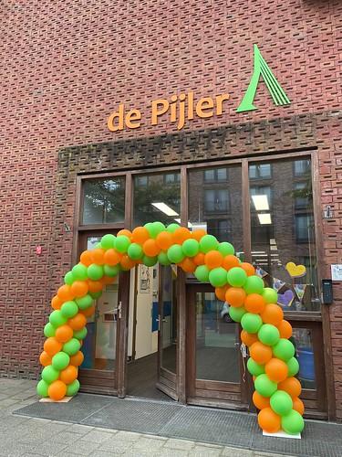 Ballonboog 6m ONS De Pijler Rotterdam