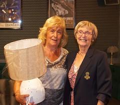 Lady Captain Sheila Mc Laughlins Captains Day