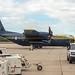 Blue Angels Hurcules C-130J