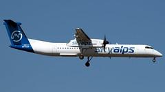 9H-EVA-1 DHC8 DUS 202109